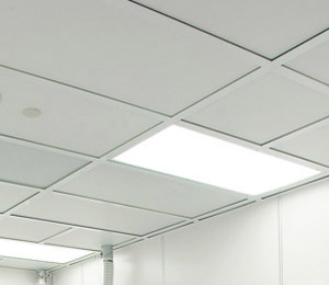 cleanroom ceiling tiles rh cleanroomceilinginc com Armstrong Clean Room Tile Lab Ceiling Tiles